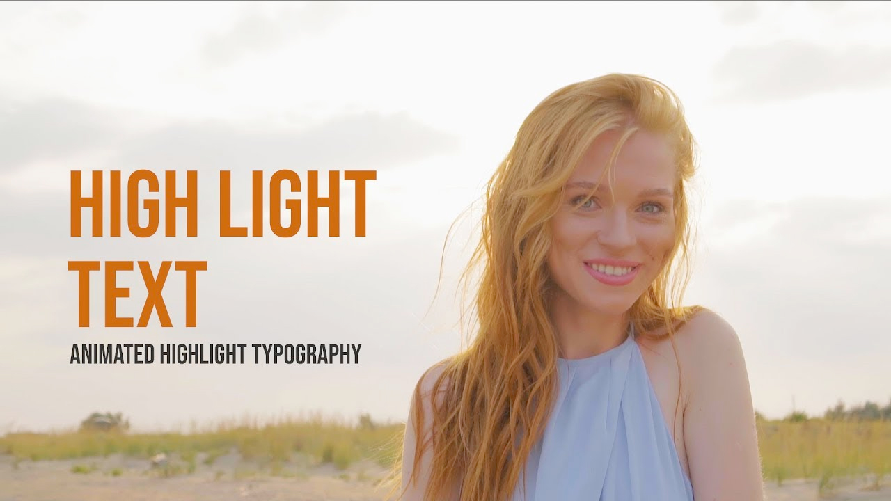 cineflare highlight text