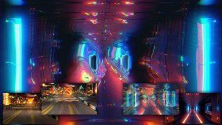 Boris Continuum 2020 RGB Displace Dissolve