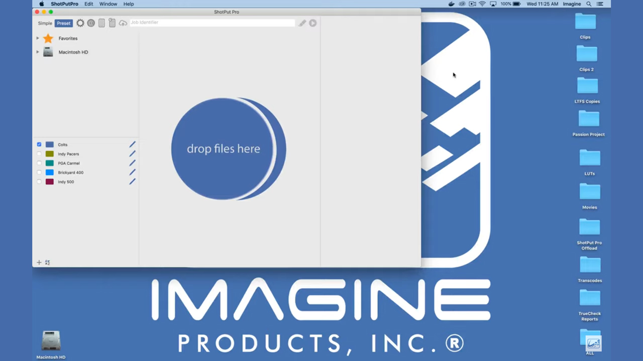 imagine products shotout pro