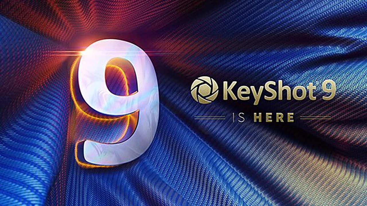 keyshot 9 blog