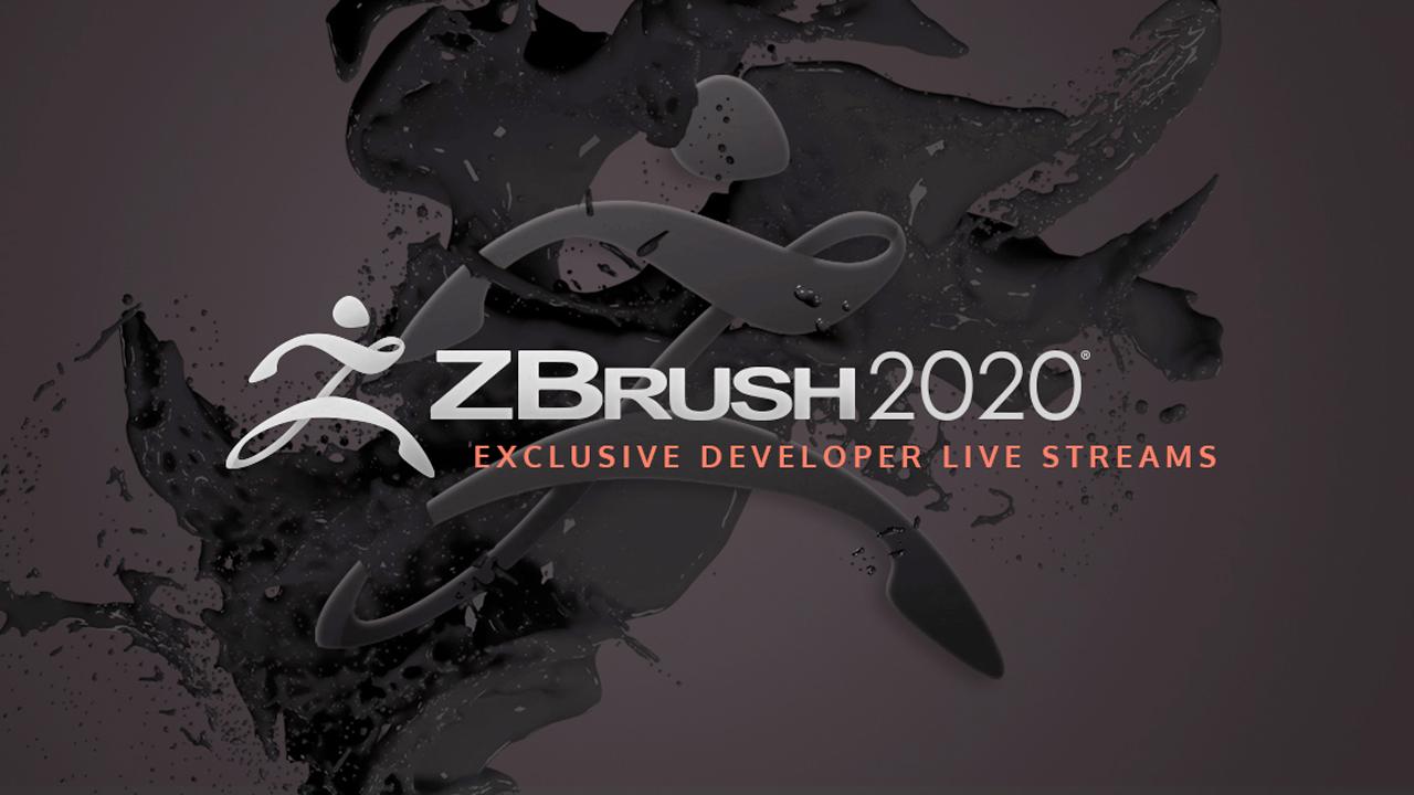 pixologic zbtush 2020