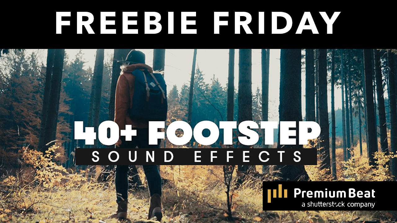 40 footsteps freebie