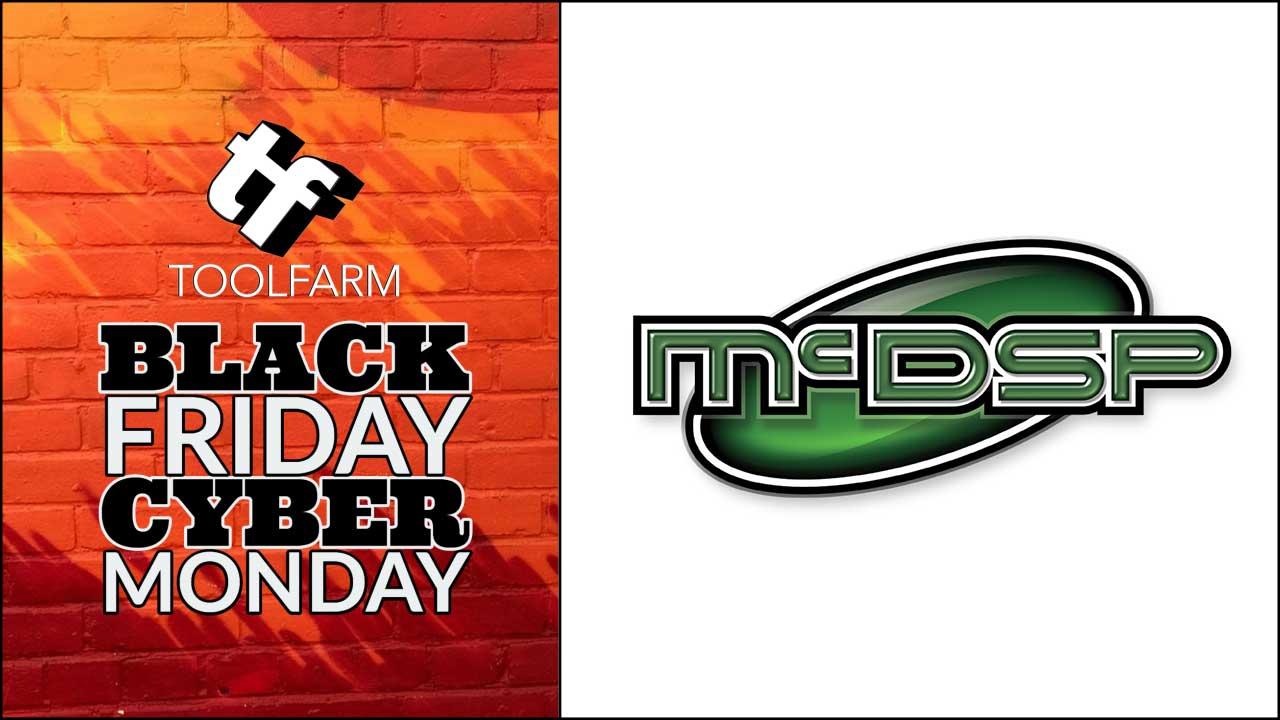 mcdsp black friday sale