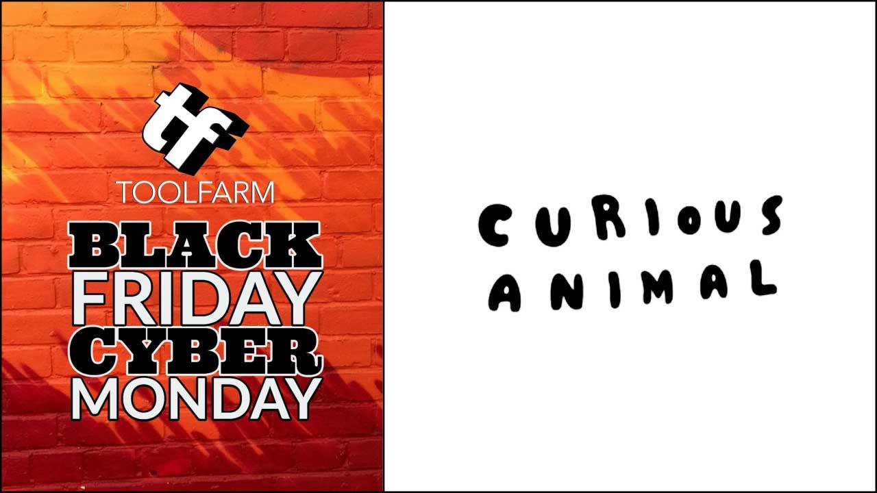 curious animal black friday sale 2019