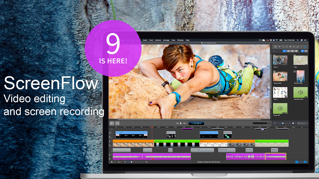 Telestream screenflow 9