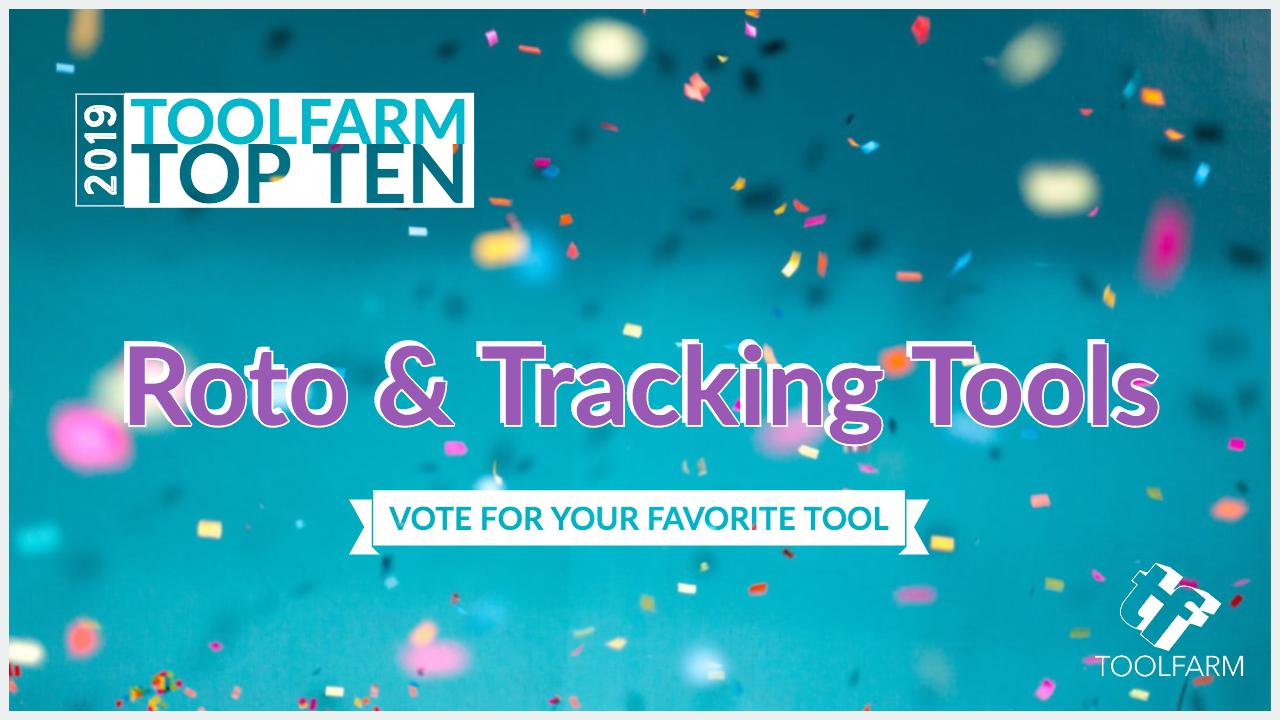 Toolfarm Top 10 Roto & Tracking