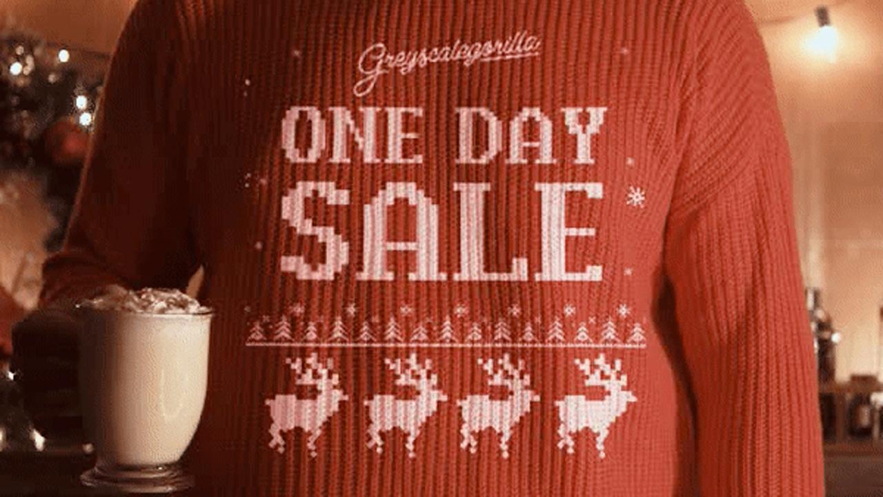 greyscalegorilla one day sale