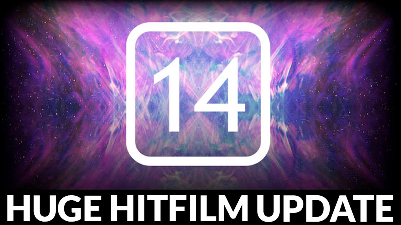 FXHome hitfilm 14 update
