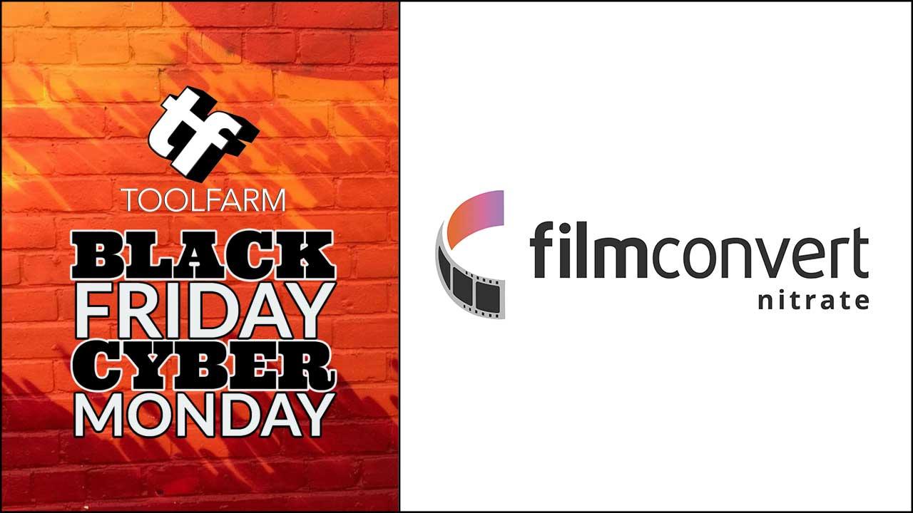 Black Friday FilmConvert