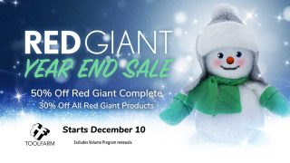 red giant year end sale 2019
