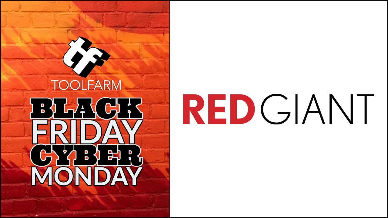 red giant black friday sale
