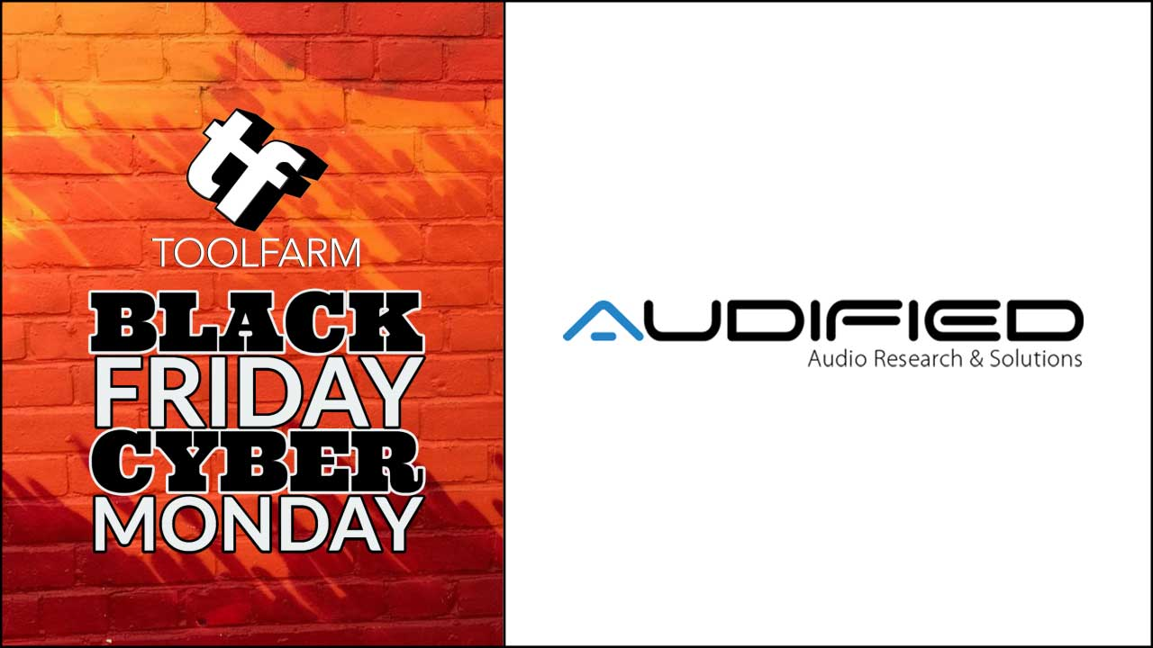 audified black friday sale 2019