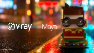 v-ray next maya update 2