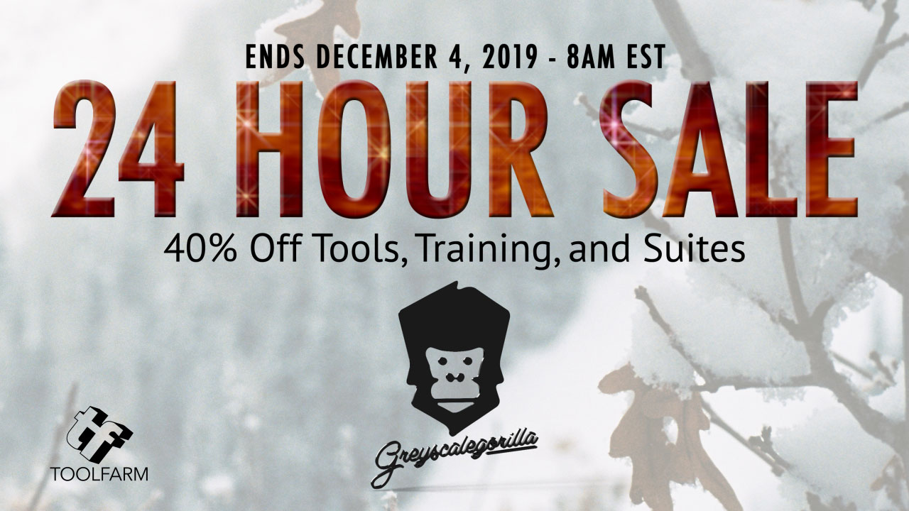 gsg one day sale blog end dates