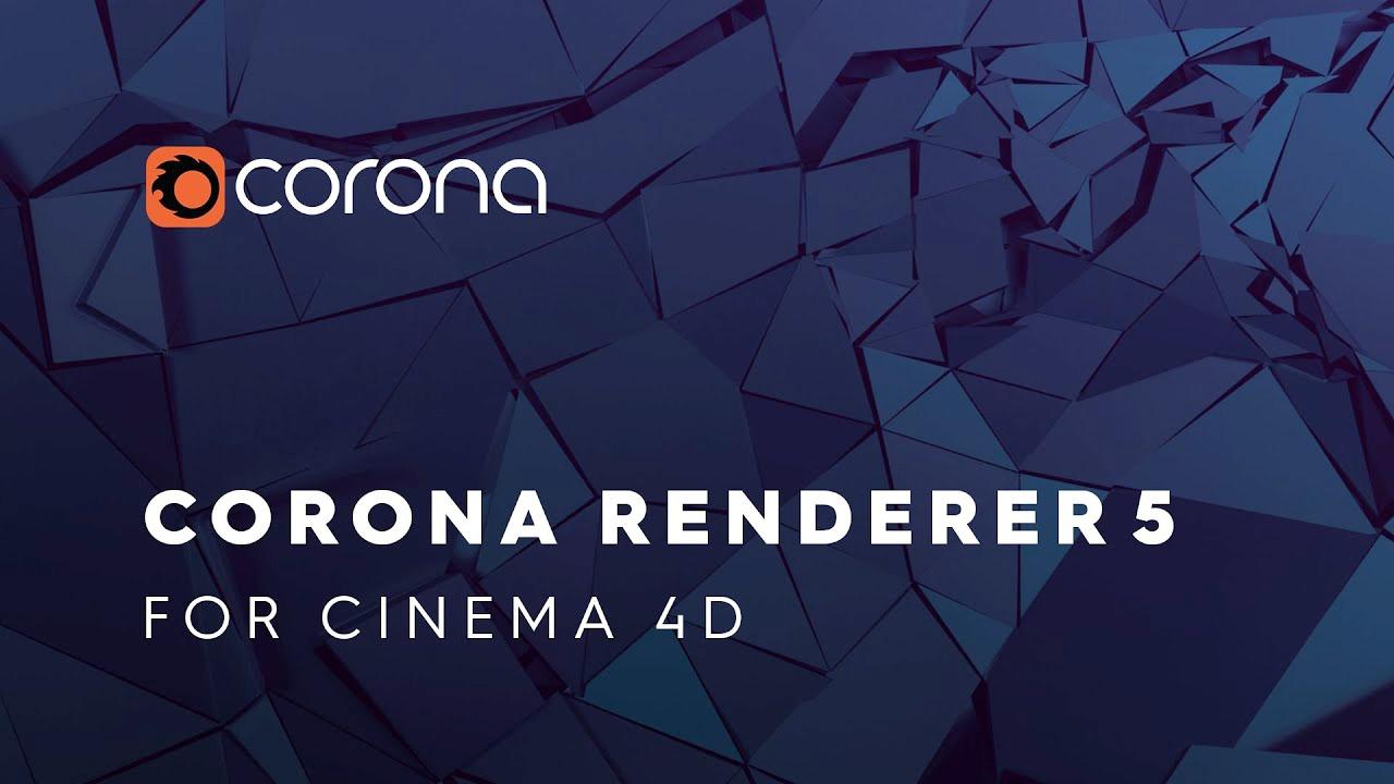 corona renderer 5 for c4d
