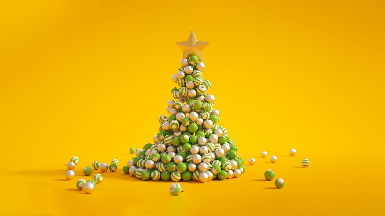 Dynamic Christmas Tree