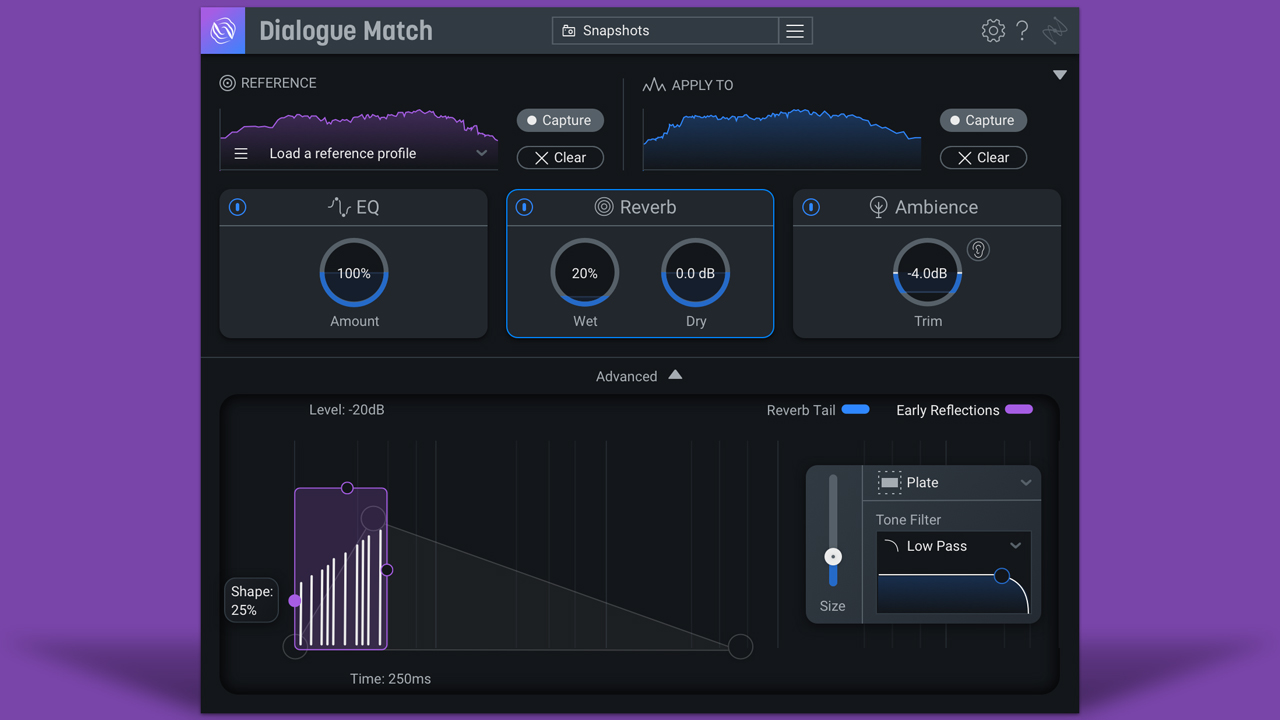 izotope dialogue match feat