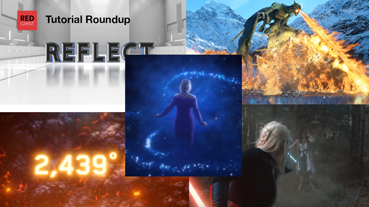 red giant tutorial roundup