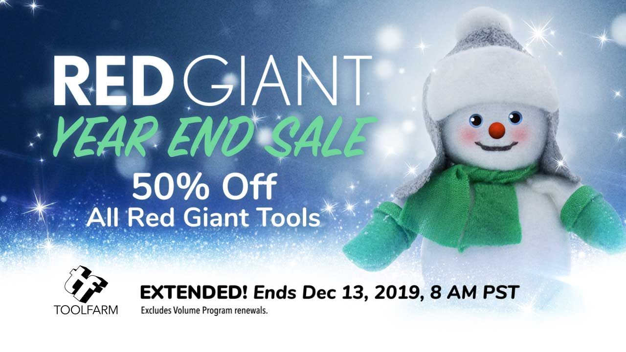 red giant sale extended