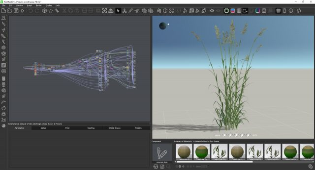 e-on R5 update plant factory new pbr viewport