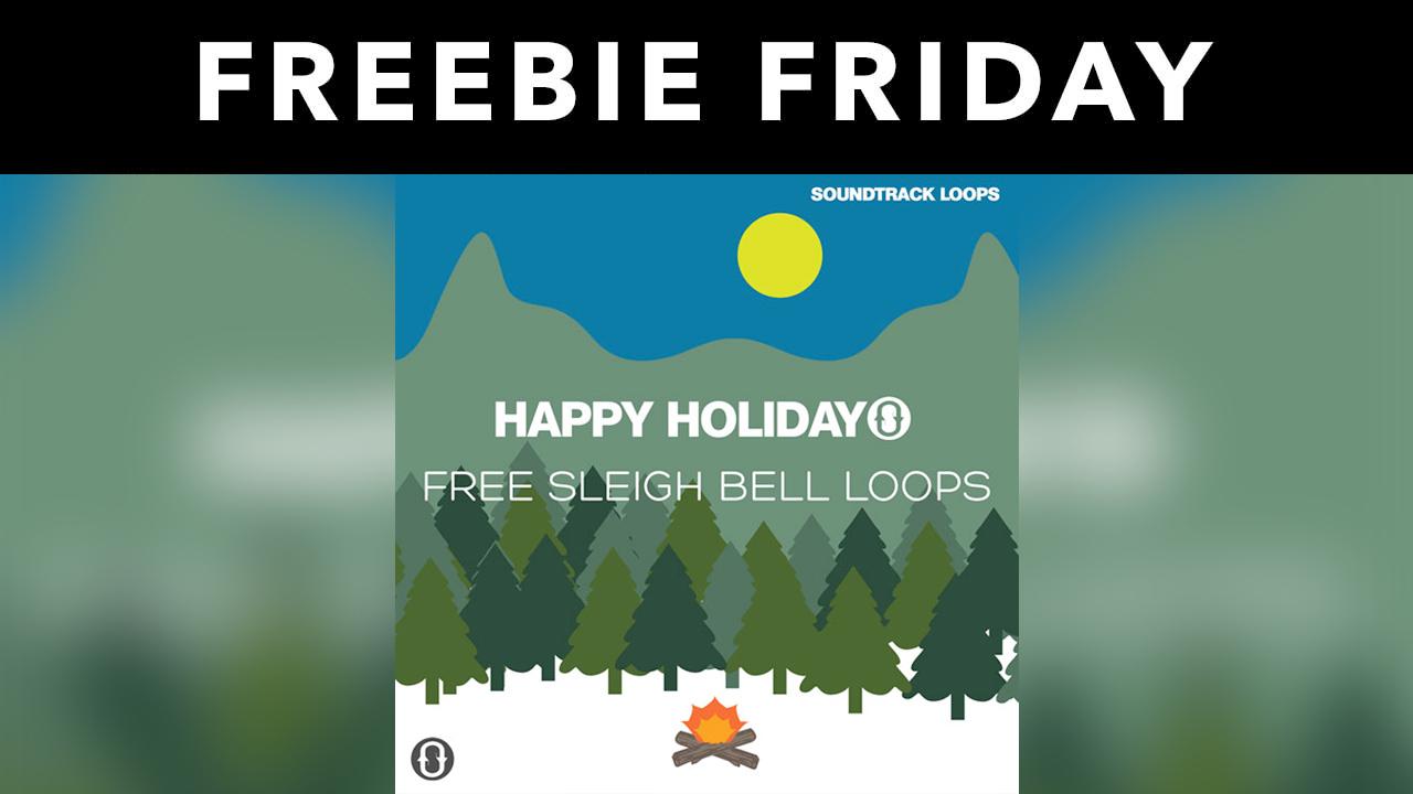 freebie sleigh bell loops