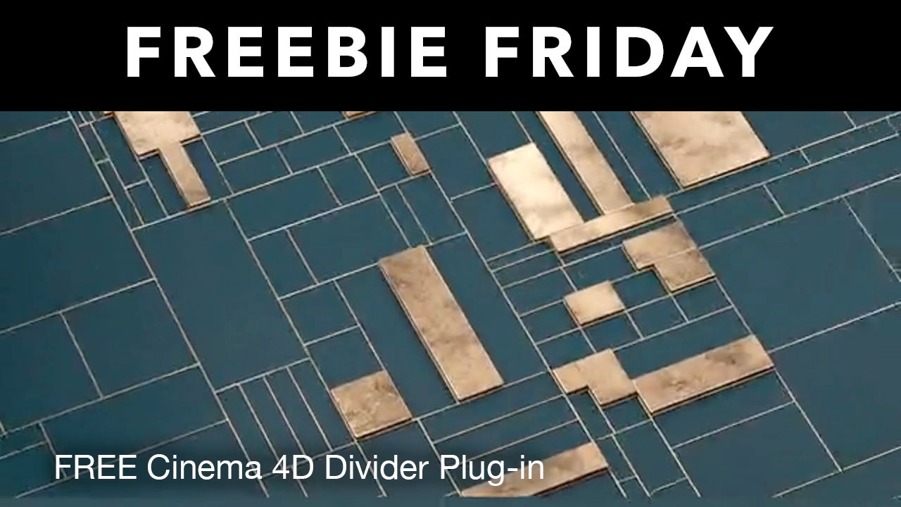 free cinema 4d divider plugin