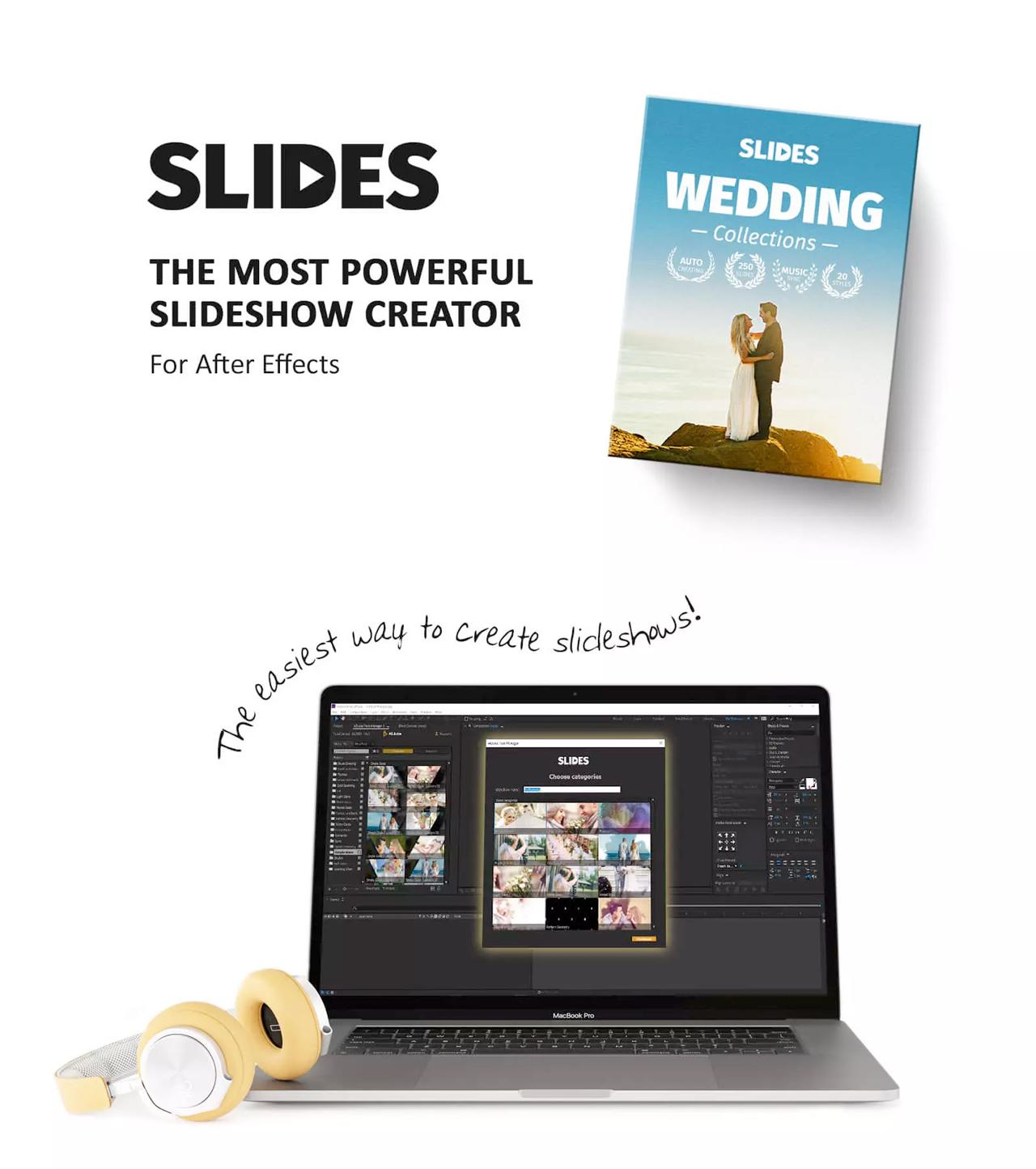 aejuice slides - wedding collection hero