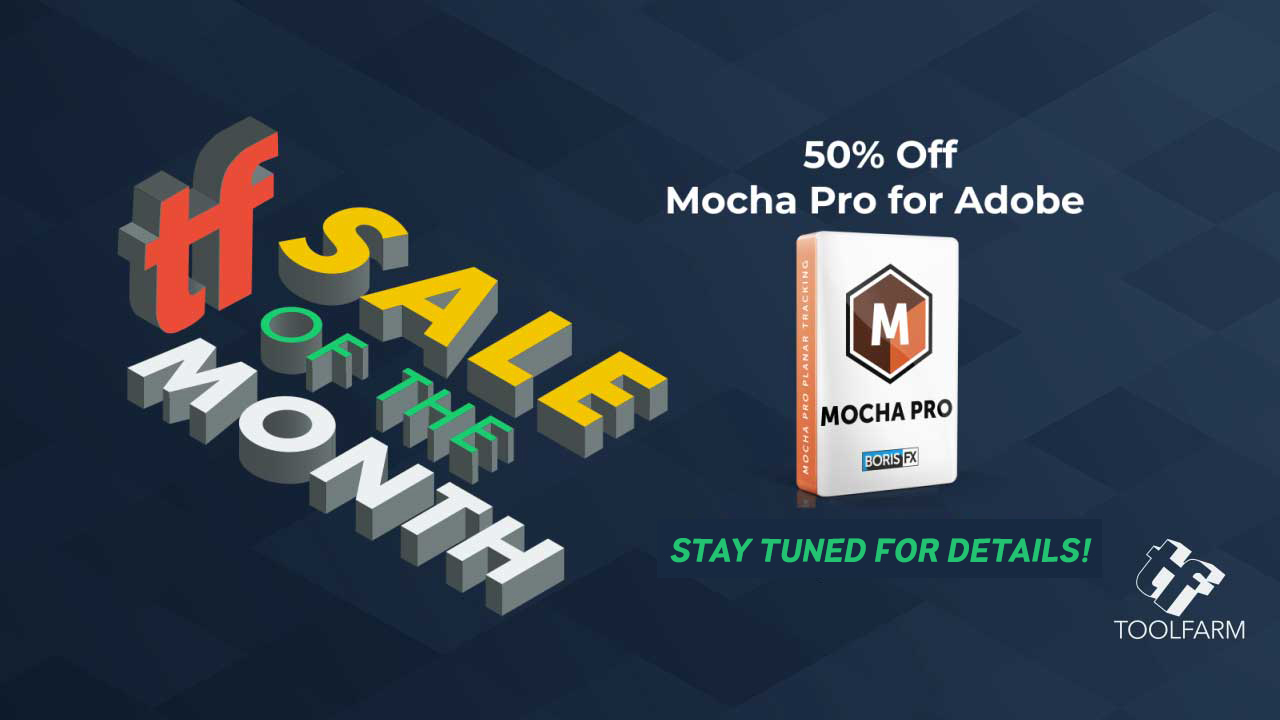 sale of the month boris mocha pro