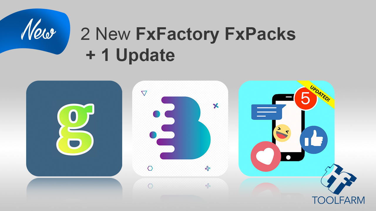 2 new fxfactory fx packs