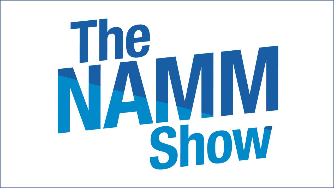 NAMM Show logo
