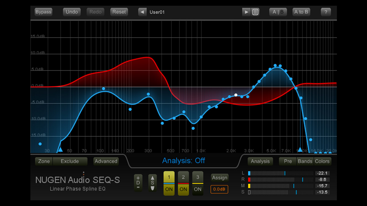 NUGEN Audio SEQ-S / SEQ-ST