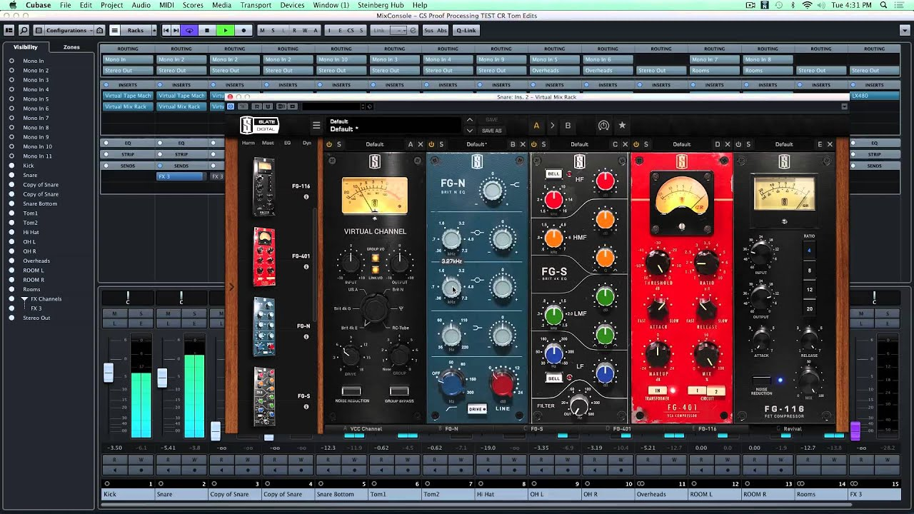 VMR Drum Mixing Tutorial: Average to PRO in 10 Minutes