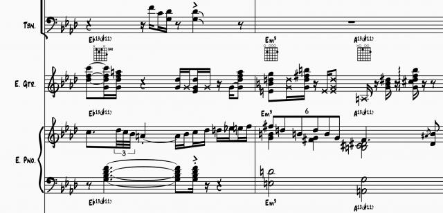 Sibelius 2020 Handwritten