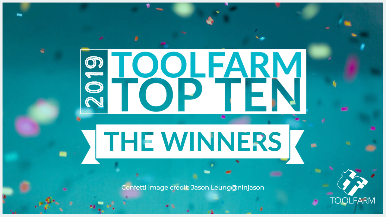 2019 Toolfarm Top 10
