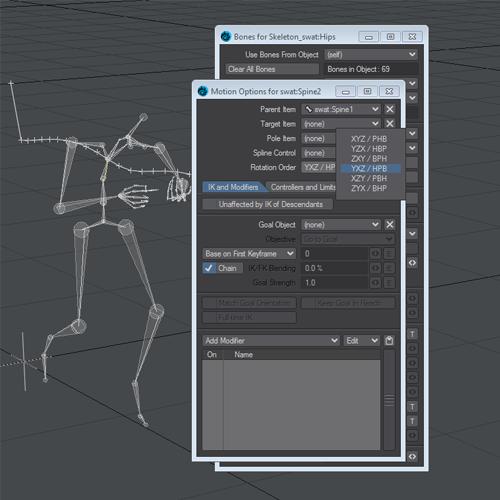 newtek lightwave 3d motion system