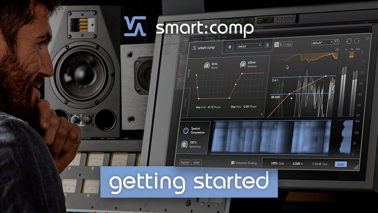 sonible smart:comp tutorial