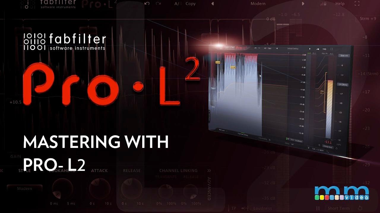 fabfilter pro-l 2 tutorial