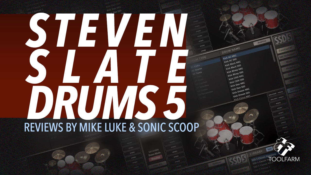 Steven Slate Drums 5 Review