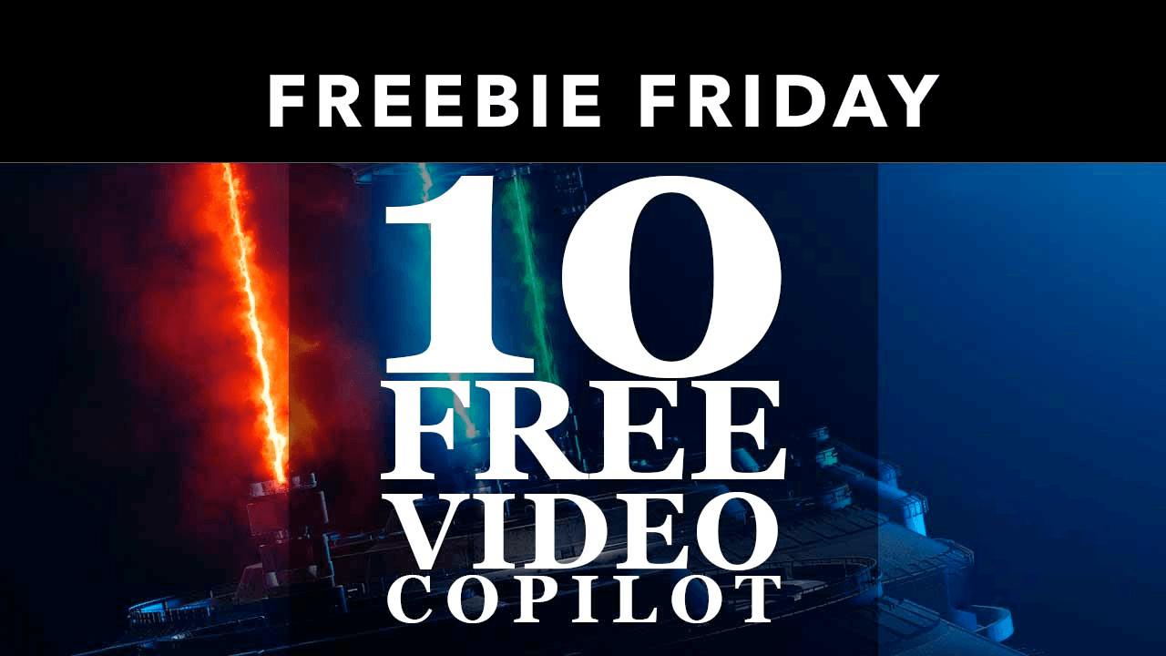 10 Free Video Copilot
