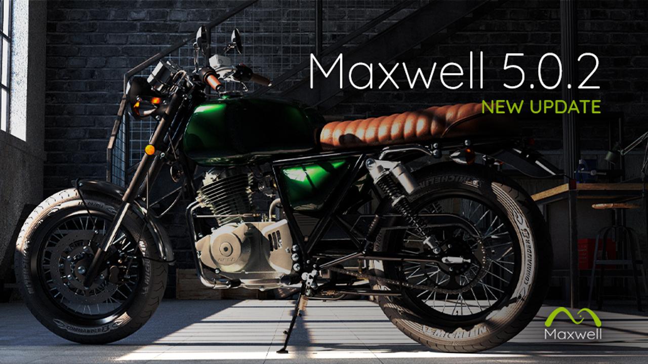 next limit maxwell 5.0.2 update