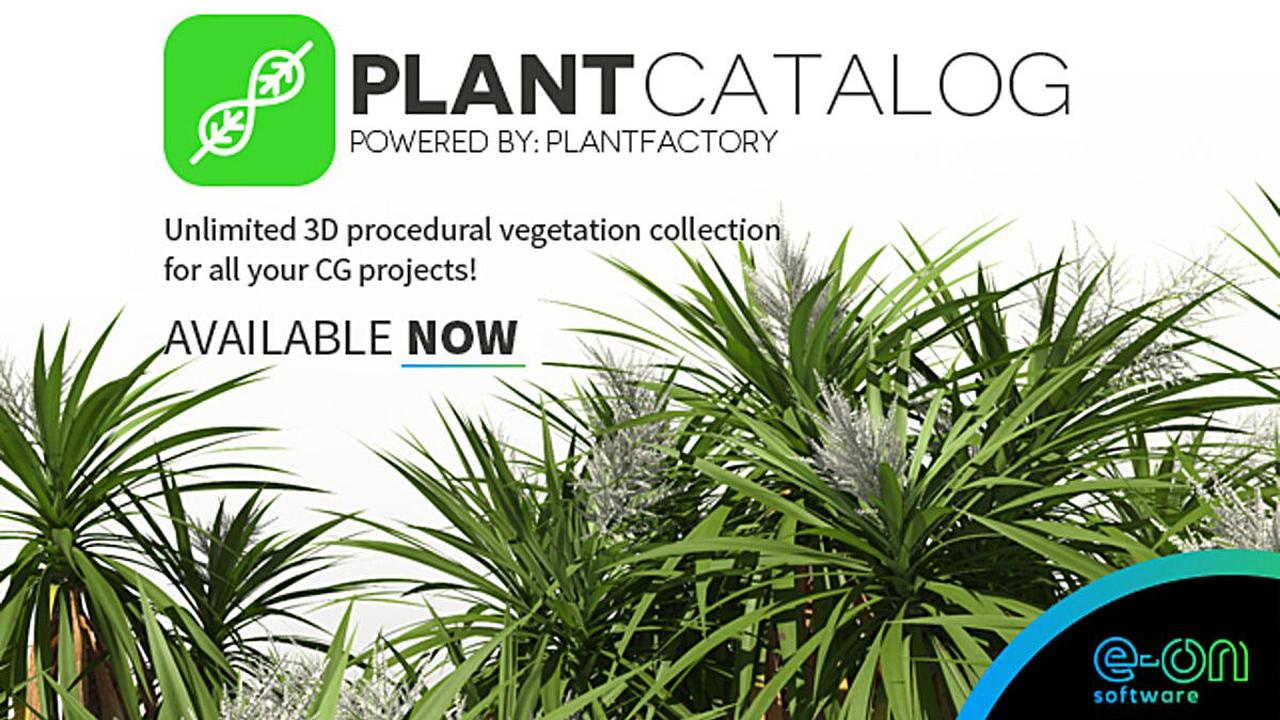 e-on software plantcatalog