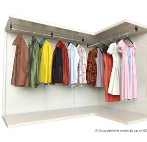 marvelous designer closet