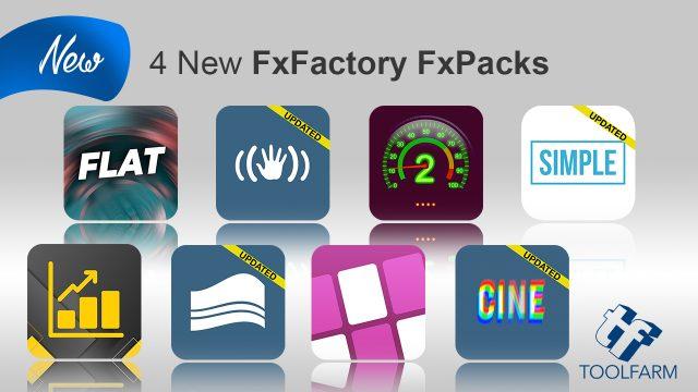fxfactory 4 new 4 updated