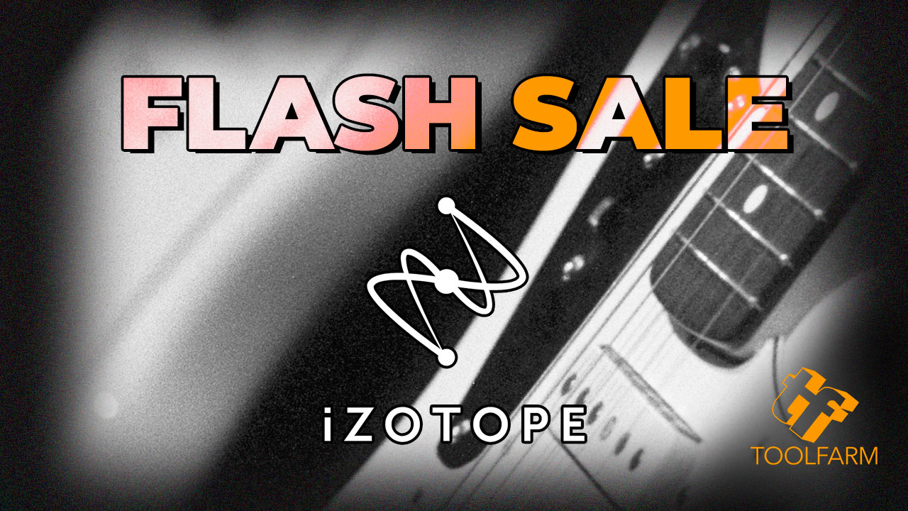 izotope flash sale