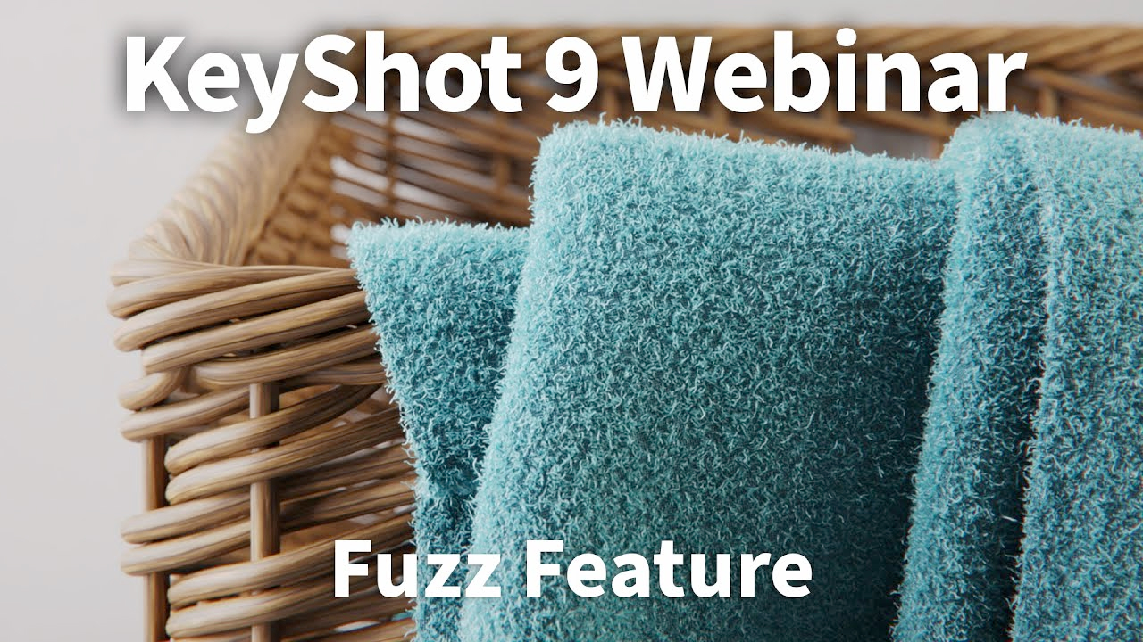 keyshot fuzz webinar