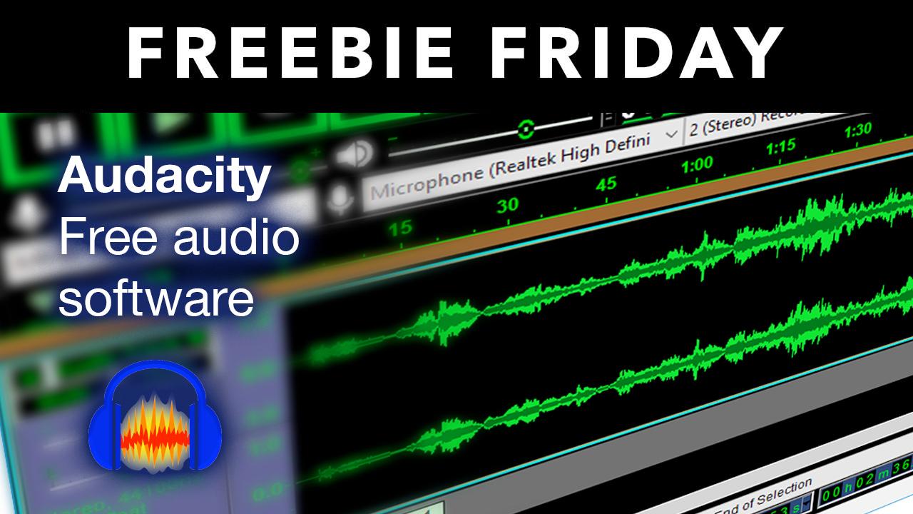 audacity freebie