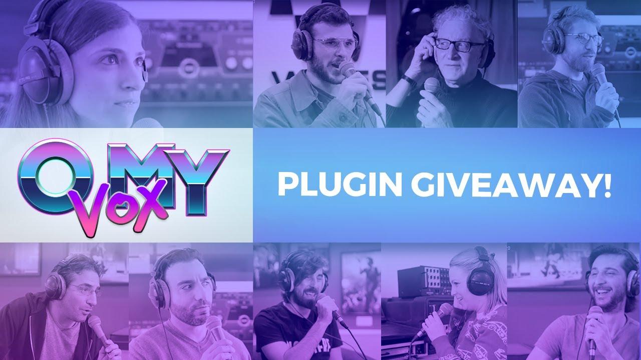 OMyOVOX plugin giveaway