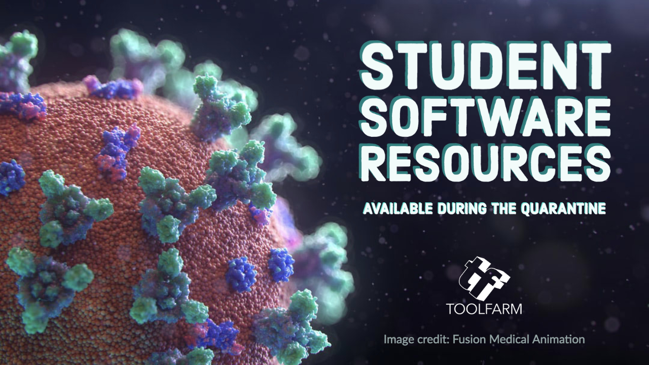 Student Software Resources for Quarantine