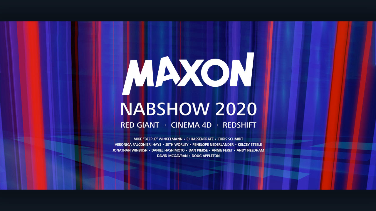 C4DLive for NAB 2020