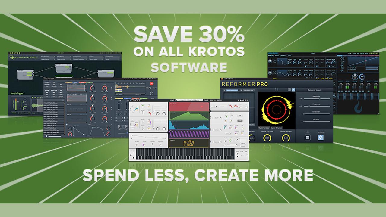 krotos 30% off
